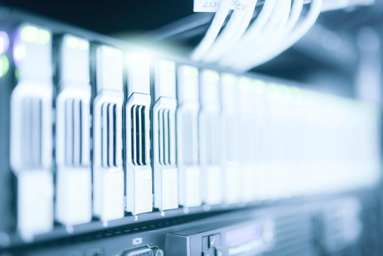 Активное сетевое оборудование и оборудование серверных комнат